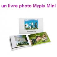 MYPIX : Livre photo Mypix Mini gratuit