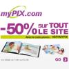 myPIX : Réduction de 50% sur tout le site