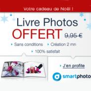 SMARTPHOTO : Un Livre Photos «Collection 52» GRATUIT spécial Noël