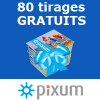 PIXUM : 80 tirages photo gratuits en exclusivité