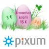 PIXUM : Economisez jusqu'à 15 euros pour Pâques