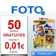 FOTO : 50 Tirages Photo Gratuits !
