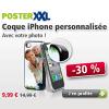 POSTERXXL : Coque iPhone personnalisée avec votre photo