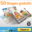 50 tirages photos offerts par Snapfish