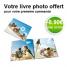 Votre mini livre photo gratuit ou 8,90 euros de réduction sur le livre photo de votre choix par Photocité
