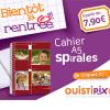 OUISTIPIX : Objets photo personnalisés spécials Rentrée !