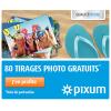 PIXUM : Nouvelle offre de 80 Tirages Photo Gratuits !