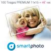 SMARTPHOTO : Pour toute première commande 100 tirages photo pour 4 euros !
