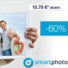 60% réduction sur le Livre Photo L de SMARTPHOTO