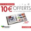 10 euros de remise sur les cadeaux personnalisés