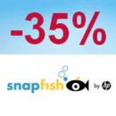 Remise de 35% sur les livres photo