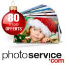 OFFRE EXCEPTIONNELLE Photoservice : 80 tirages photo gratuits