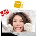 FNAC : 8 euros de réduction sur le calendrier A4 Premium