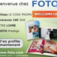 10€ de réduction sur votre livre photo Prestige