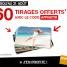 FNAC : 60 tirages photo GRATUITS !