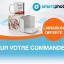 Profitez de livraison gratuite chez Smartphoto !