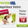 posterXXL : Poster photo GRATUIT !
