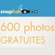 A saisir : 600 tirages photo gratuits