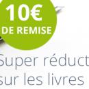 Code promo de 10€ sur les livres photo L et XL