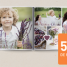 Réduction immédiate de 50% sur les livres photo, toiles et coques de téléphone !