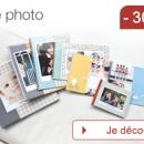-30% sur les Livres photo et la Déco murale