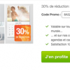 Réduction de 30% sur les produits photo Albelli