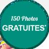 150 photos gratuites chez Photoweb