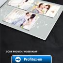 FOTO : Remise de 20% sur le livre De Luxe format 30×40 cm