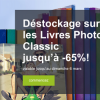 Déstockage Livres Photo Classic : -65% de réduction !