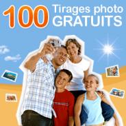 PHOTOBOX : 100 tirages photo gratuits pour toute première commande