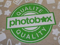Le label de Qualité de Photobox