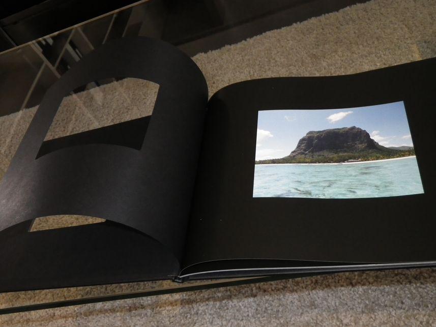 test livre photo luxe a4 de photobox labos photo. Black Bedroom Furniture Sets. Home Design Ideas
