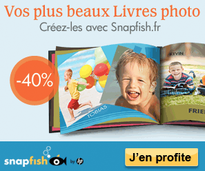 Code promo snapfish livre photo gratuit